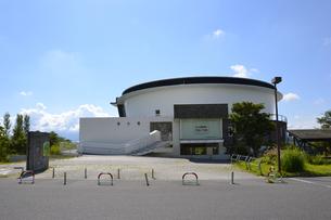 水の公園福島潟 遊水館の素材 [FYI01087380]