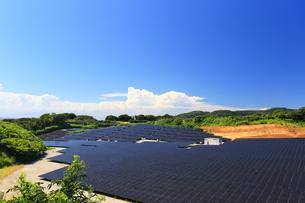 佐島が丘のソーラー発電の素材 [FYI01097848]