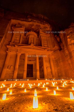 ヨルダン,ペトラ遺跡のペトラバイナイトの素材 [FYI01107199]