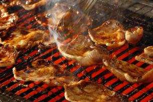 帯広の豚丼の素材 [FYI01109548]