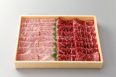 国産牛肉セットの素材 [FYI01111110]