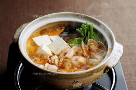 海鮮チゲ鍋の素材 [FYI01111531]