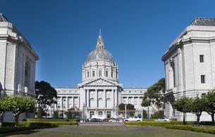 サンフランシスコ・シティホールの素材 [FYI01112385]