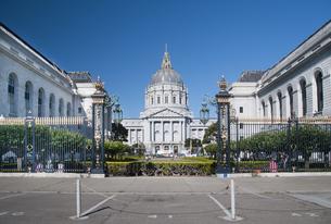 サンフランシスコ・シティホールの素材 [FYI01112469]