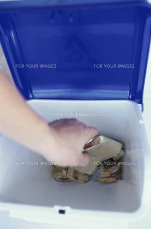 リサイクルイメージの素材 [FYI01120898]