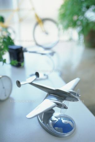 飛行機のペーパーウェイトの素材 [FYI01121022]