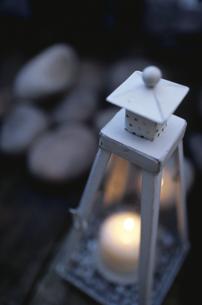 キャンドルランプの素材 [FYI01122210]