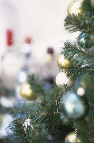 クリスマスツリーの素材 [FYI01122478]