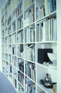 大きな本棚の素材 [FYI01122798]