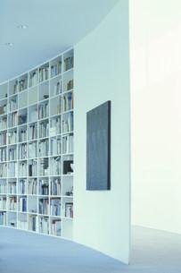 本棚の素材 [FYI01122942]