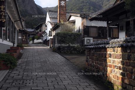 3月春 鍋島焼の里 大川内山の素材 [FYI01129848]