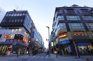 千日通り商店街の素材 [FYI01132904]