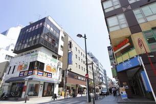 千日通り商店街の素材 [FYI01133408]