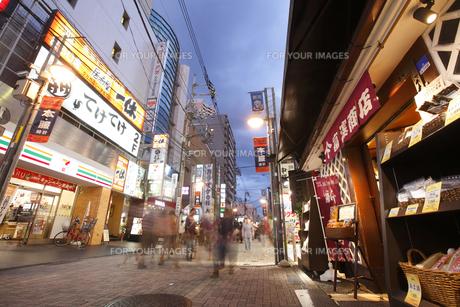 原町田中央通り商店街の素材 [FYI01133526]