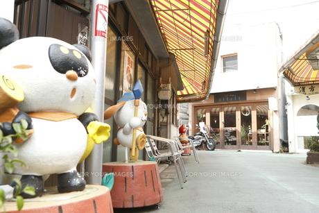 寿通り商店街の素材 [FYI01134691]
