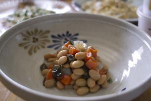 大豆の煮物の素材 [FYI01136874]