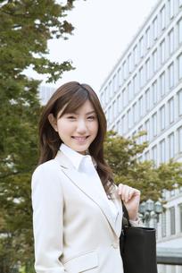 日本人ビジネスウーマンの素材 [FYI01139916]