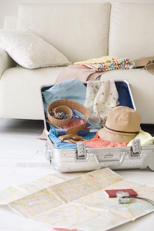 旅行準備イメージの素材 [FYI01140108]