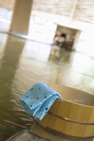 湯桶と湯船の素材 [FYI01141633]