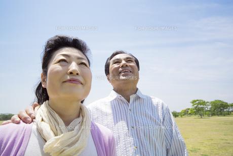 日本人シニア夫婦の素材 [FYI01143587]