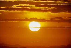 夕日の素材 [FYI01143947]