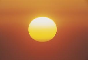 夕日の素材 [FYI01143958]