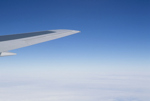 飛行機の翼の素材 [FYI01144288]