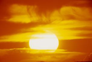 夕日の素材 [FYI01144609]