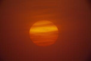 夕日の素材 [FYI01144624]