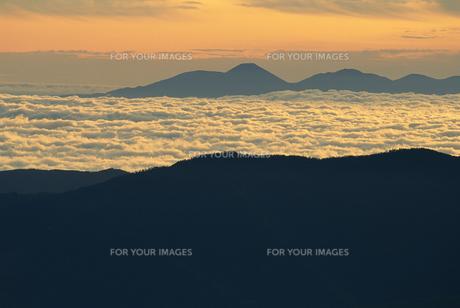 雲海の素材 [FYI01144903]
