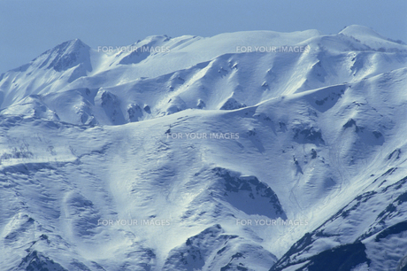 雪山の素材 [FYI01144908]