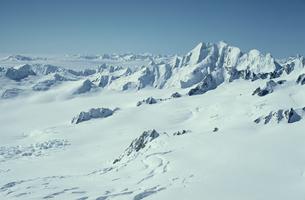 タスマン氷河の素材 [FYI01144993]