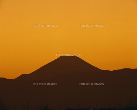 富士山の素材 [FYI01145011]