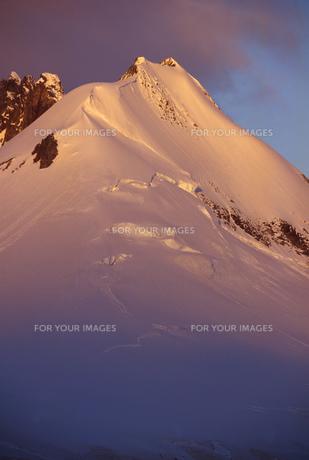 雪山の素材 [FYI01145105]