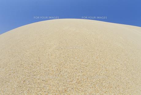 砂原と空の素材 [FYI01145401]