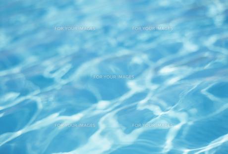 水面の素材 [FYI01145963]