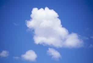 雲と空の素材 [FYI01145968]