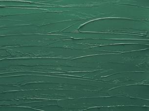緑の絵の具のパターンの素材 [FYI01146024]