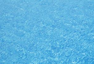 プールの水面の素材 [FYI01146068]