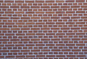 レンガの壁の素材 [FYI01146175]