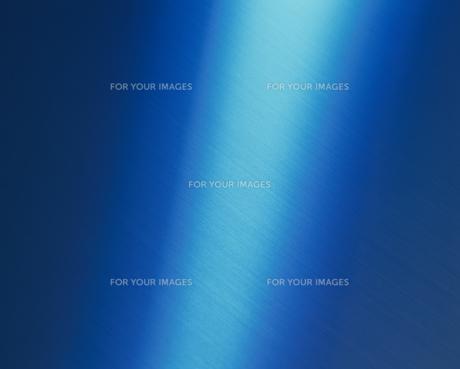 青く光るステンレスの表面の素材 [FYI01146293]