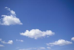 雲と空の素材 [FYI01146295]