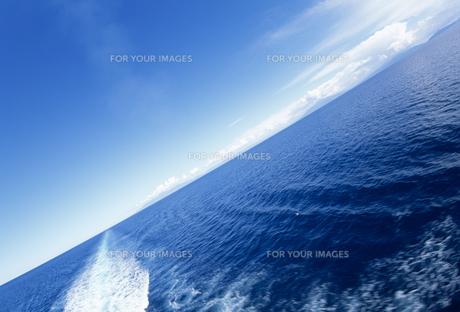 海と空の素材 [FYI01146334]