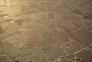 石畳の素材 [FYI01146500]
