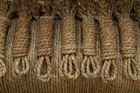 縄の素材 [FYI01146574]