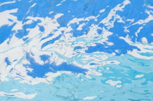 流れる水の素材 [FYI01146843]