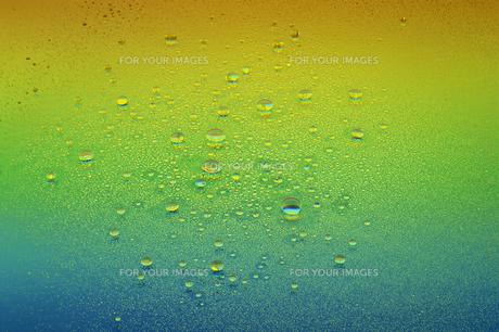 水滴の素材 [FYI01146978]