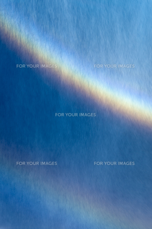 水しぶきと虹の素材 [FYI01147029]