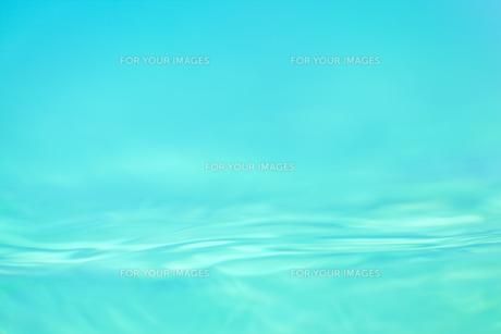 水面の素材 [FYI01147175]
