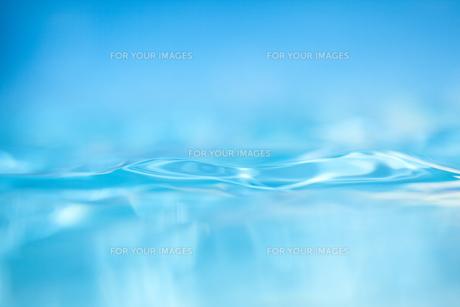水面の素材 [FYI01147581]